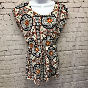 Adrienne Romper with Pockets